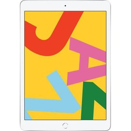 "Apple Apple iPad Wi-Fi 128GB 7th gen 10.2"" Silver (2019) (ATO)"
