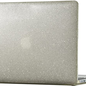 """Speck Speck SmartShell Glitter Case for MacBook Pro Retina 13"""" (2013-2017) Display  Clear/Gold Glitter ALL SALES FINAL NO RETURNS OR EXCHANGES"""