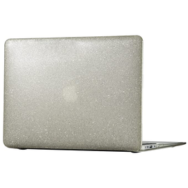 "Speck Speck SmartShell Glitter Case for MacBook Air 13""  (2013-2017) Clear/Gold Glitter (While Supplies Last)"