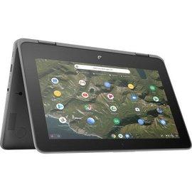 HP HP Chromebook x360 11 G2 EE, 11.6-inch touchscreen, Celeron N4000 1.1GHz, 8GB, 64GB eMMC, ChromeOS, 1 year warranty
