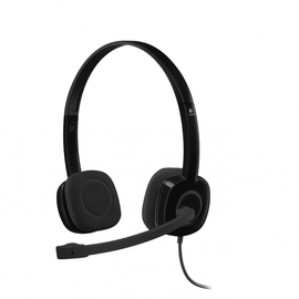 Logitech Logitech H151 Stereo Headset with Mic (WHILE SUPPLIES LAST)