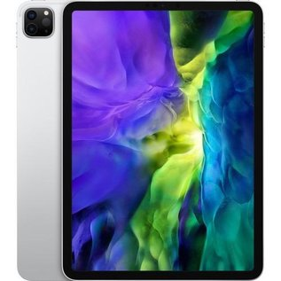 """Apple ** SPECIAL ORDER ONLY - GLOBALLY CONSTRAINED ITEM - NO ETA - BACKORDERS ALLOWED** Apple iPad Pro 11"""" (2nd gen) Wi-Fi 512GB Silver (Early 2020)"""
