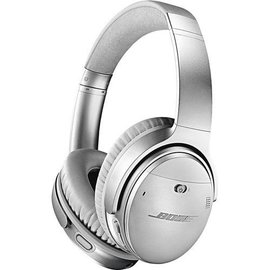 Bose Bose QuietComfort® 35 Acoustic Noise Cancelling® around-ear Wireless II Headphones - Silver