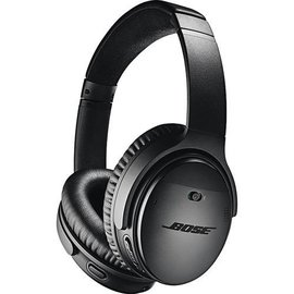 Bose Bose QuietComfort® 35 Acoustic Noise Cancelling® around-ear Wireless II Headphones - Black