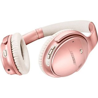 Bose Bose QuietComfort® 35 Acoustic Noise Cancelling® around-ear Wireless II Headphones - Rose Gold