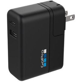 GoPro GoPro Supercharger (International Dual Port Wall Charger) All GoPro devices