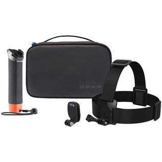 GoPro GoPro Adventure Kit w/ the Handler/Head Strap for all GoPro cameras