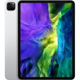 """Apple ** SPECIAL ORDER ONLY - GLOBALLY CONSTRAINED ITEM - NO ETA - BACKORDERS ALLOWED** Apple iPad Pro 11"""" (2nd gen) Wi-Fi + Cellular 512GB Silver (Early 2020)"""