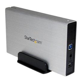 "StarTech StarTech 3.5"" USB 3.0 Hard Drive Enclosure (silver)"