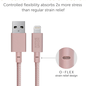 Native Union Native Union Braided Lightning Belt Cable, 3m - Rose