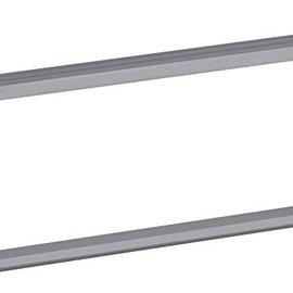 "Rain Design Rain Design mBar Pro Foldable Laptop Stand-Space Grey - 3"" x 9.6"" x 9.8"" x - Anodized Aluminum - Space Gray"