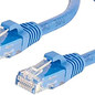Cables to Go Cables to Go 14ft Cat6 Snagless Unshielded (UTP) Network Patch Ethernet Cable - Blue - Category 6 for Network Device - RJ-45 Male - RJ-45 Male - 14ft - Blue