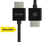 Kanex Kanex Ultra Slim HDMI to HDMI  Cable 6ft (2M) WHILE SUPPLIES LAST