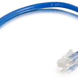 Cables to Go Cables to Go 3ft Cat5e Ethernet Patch Cable (blue)