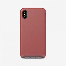Tech21 Tech21 Evo Lux Case for iPhone Xs Max Chestnut Leather  (While Supplies Last)