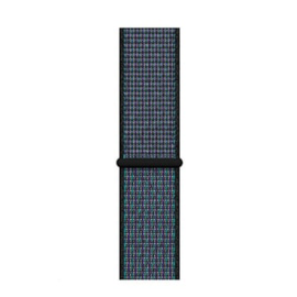 Apple Apple Watch Band 38/40mm Black/Hyper Grape Nike Sport Loop Band 130-190mm (While Supplies Last)