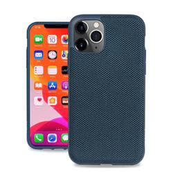 Evutec Evutec AERGO Ballistic Nylon Case w/Vent Mount iPhone 11 Pro Max Blue