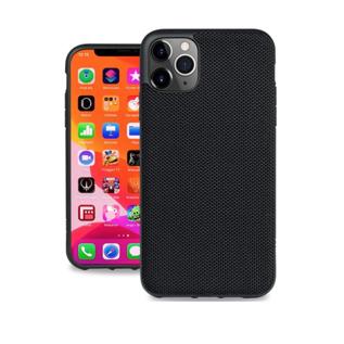 Evutec Evutec AERGO Ballistic Nylon Case w/Vent Mount iPhone 11 Pro Black