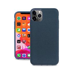 Evutec Evutec AERGO Ballistic Nylon Case w/Vent Mount iPhone 11 Pro Blue