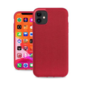 Evutec Evutec AERGO Ballistic Nylon Case w/Vent Mount iPhone 11 Red