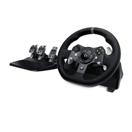 Logitech Logitech G920 Driving Force Racing Wheel For XBox One/PC (USA Plug)