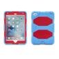 Griffin Griffin Survivor All-Terrain Case for iPad Mini 4 Blue/Red