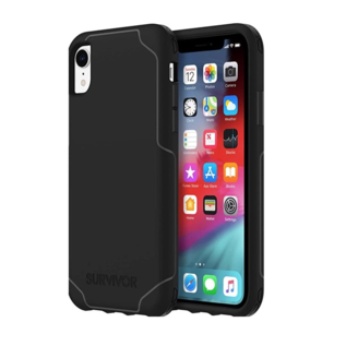 Griffin Griffin Survivor Strong Case for iPhone Xs Max - Black