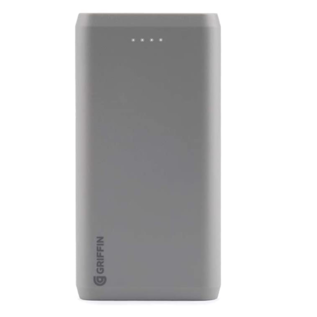 Griffin Griffin Reserve Power Bank Battery 18,200 mAh Gray