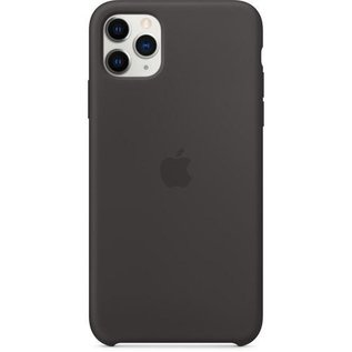 Apple Apple Silicone Case for iPhone 11 Pro Max - Black
