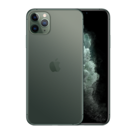 Apple Apple iPhone 11 Pro Max 64GB Midnight Green (Unlocked and SIM-free)