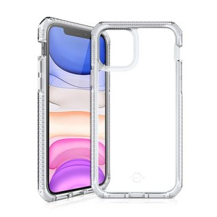ItSkins ItSkins Spectrum Clear Case for iPhone 11 Pro - White/Transparent