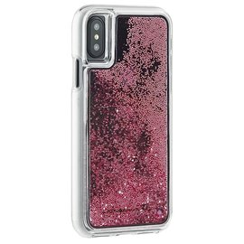 Case-Mate Case-Mate Waterfall Case for iPhone Xs/X - Rose Gold (While Supplies Last)