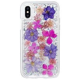 Case-Mate Case-Mate Karat Petals Case for iPhone Xs Max - Purple