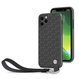 Moshi Moshi Altra Case w/ Detachable Wrist Strap for iPhone 11 Pro Shadow Black