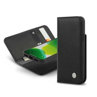 Moshi Moshi Overture Case w/ Detachable Magnetic Wallet for iPhone 11 Pro (SnapTo) Jet Black