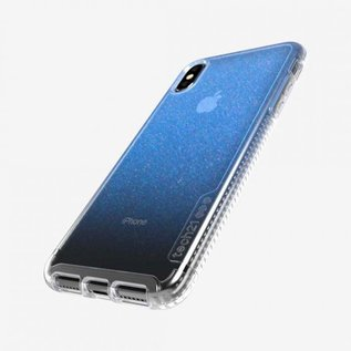 Tech21 Tech21 Pure Shimmer Case for iPhone Xs Max Blue  (While Supplies Last)
