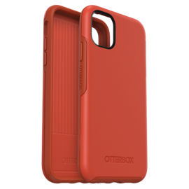 OtterBox Otterbox Symmetry Case for iPhone 11 - Risk Tiger Red/Orange