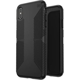 Speck Speck Presidio Grip Case for iPhone Xs Max Black/Black (While Supplies Last)