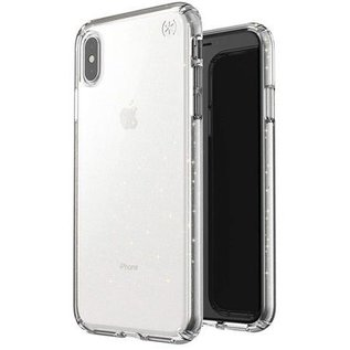 Speck Speck Presidio Clear + Gliiter Case for iPhone Xs Max Clear/Gold Glitter (While Supplies Last)