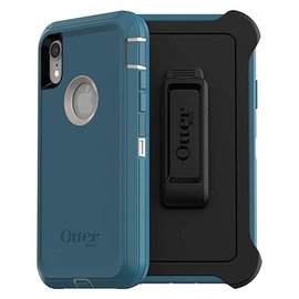 OtterBox Otterbox Defender Series Screenless Edition Case for iPhone XR - Big Sur Blue