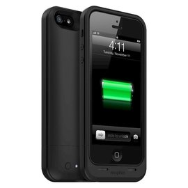 Mophie Mophie Juice Pack Air Case for iPhone SE 1st gen/5s/5 Black (1700 mAh)