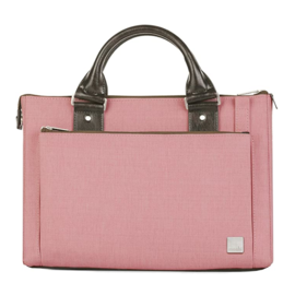 "Moshi Moshi Urbana Mini Slim Briefcase 12"" Coral Pink"