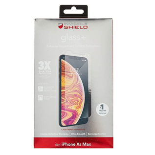 ZAGG ZAGG InvisibleShield GlassPlus Screen Protector - iPhone 11 Pro Max/Xs Max WHILE SUPPLIES LAST