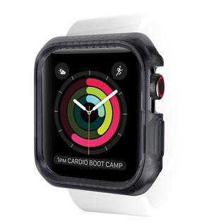 ItSkins Itskins Spectrum Frost Case for Apple Watch Series 5/4 44mm - Smoke (2-pack)