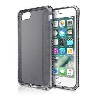 ItSkins ItSkins Spectrum Clear Case for iPhone SE 2020/8/7/6s/6 - Black