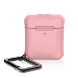 ItSkins ItSkins Spectrum Solid Case for Airpods 1st/2nd gen Pink (NOT COMPATIBLE WITH AIRPODS PRO)