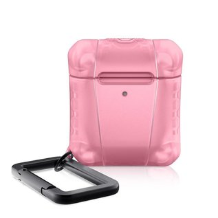 ItSkins ItSkins Spectrum Frost Case for Airpods 1st/2nd gen Light Pink (NOT COMPATIBLE WITH AIRPODS PRO)