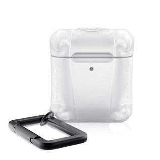 ItSkins ItSkins Spectrum Frost Case for Airpods 1st/2nd gen Transparent (NOT COMPATIBLE WITH AIRPODS PRO)