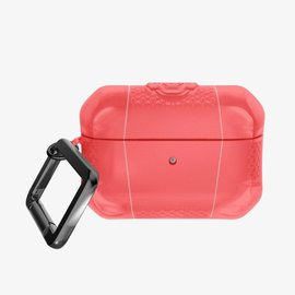 ItSkins ItSkins Spectrum Frost Case for Airpods Pro Coral (NOT COMPATIBLE WITH REGULAR AIRPODS)