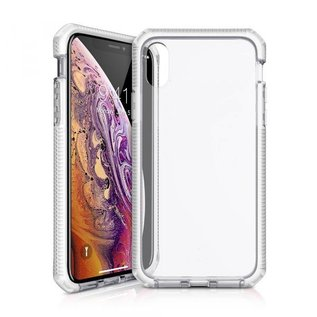 ItSkins ItSkins Spectrum Clear Case for iPhone 11 - White/Transparent